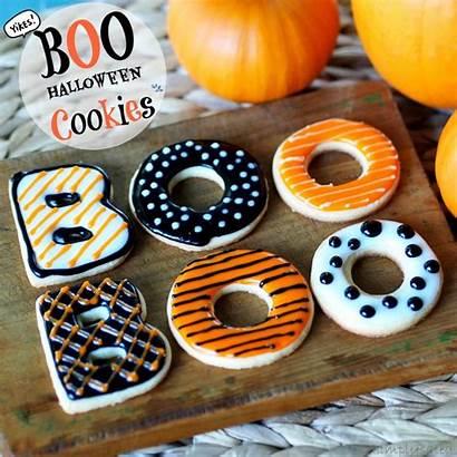 Cookies Halloween Boo Cakes Cupcakes Cupcake Easy