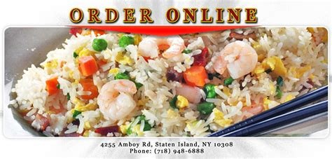 Pacific Kitchen  Order Online  Staten Island, Ny 10308