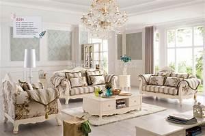 Salon En Anglais : salon anglais en tissu homeezy ~ Preciouscoupons.com Idées de Décoration