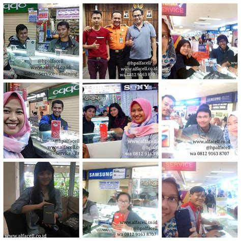 alfacell store service training center beli hp bisa