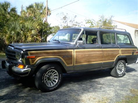 1989 jeep wagoneer interior wagondragon 1989 jeep grand wagoneer specs photos
