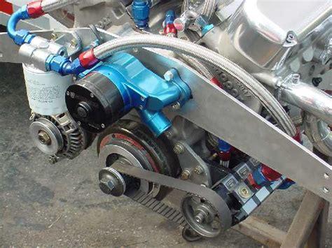 Low Mount Alternator Bracket Unlawfl Race Engine
