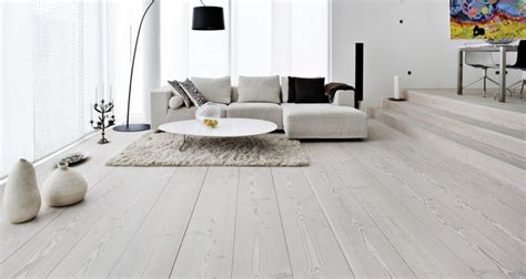 Scandinavian Interior Design  Real Wood Floors The