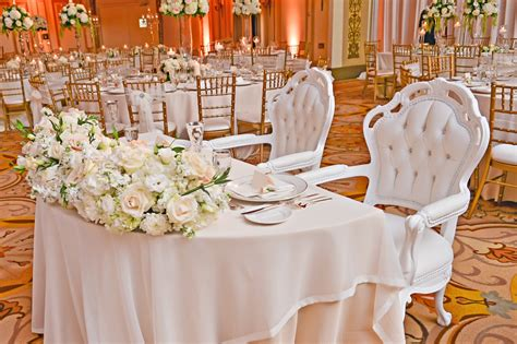 wedding tables and chairs tufted furniture rentals give your wedding a glam look