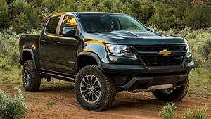 2017 Chevrolet Colorado ZR2 Crew Cab - Wallpapers and HD