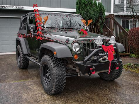 jeep christmas decorations the world 39 s best photos of decorations and jeep flickr