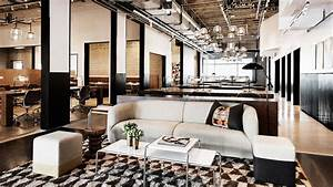 This Swanky Coworking Space Comes With A Perk: Architec ...