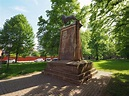 Henry The Lyon Monument In Luebeck Editorial Stock Image ...