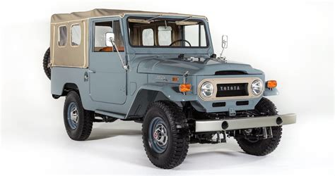 toyota land cruiser toyota land cruiser fj43