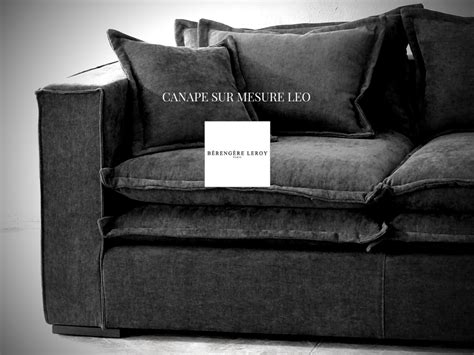 canape boheme canape sur mesure leo version boheme catalogue mobilier