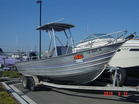 Center Console Aluminium Boats by 1988 Bayrunner 21 Aluminum Center Console Bloodydecks