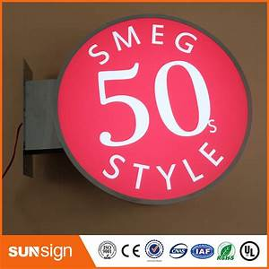 wholesale advertising led light box letters frontlit With 3d sign letters wholesale
