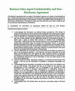 non disclosure and non compete agreement template u0026 With non circumvention non disclosure agreement template