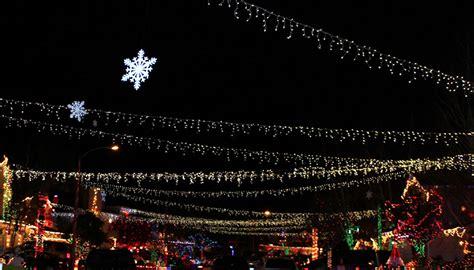 scvnews com where to find scv s best holiday light