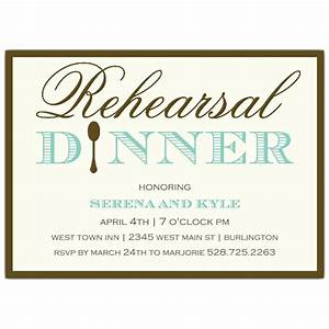 simple elegance rehearsal dinner invitations paperstyle With sample of wedding dinner invitation wording