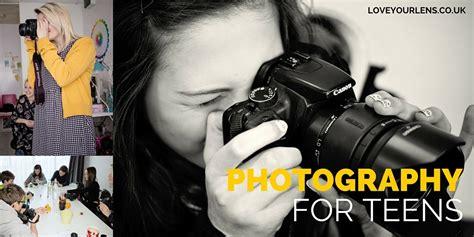 photography courses  teenagers teenage job skills
