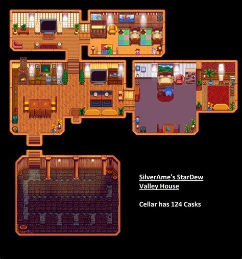 My Stardew Valley House Look : StardewValley