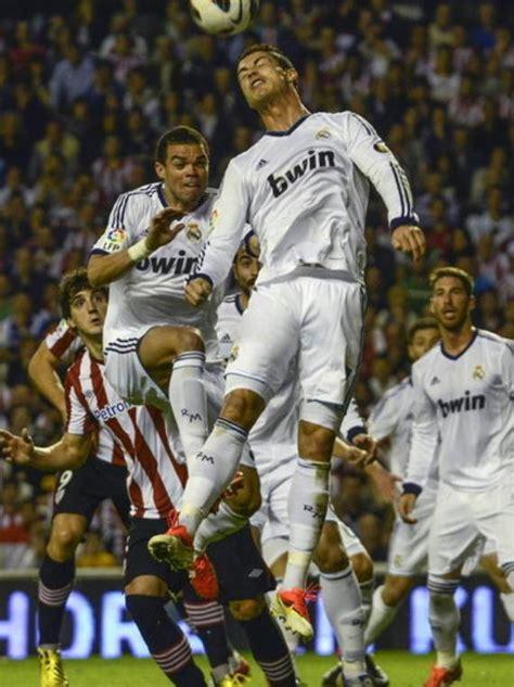 Cristiano Ronaldo destaca en las notas del Athletic-Real ...