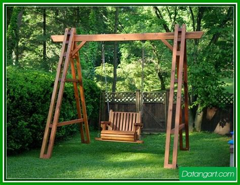 swing for backyard adults backyard swing adults outdoor furniture design and ideas