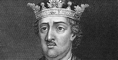 King Henry II, first Plantaganet King of England