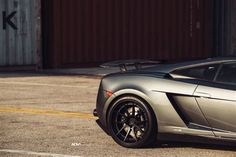Lamborghini Gallardo On Adv1 Wheels Gallery