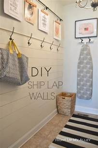 how to put up backsplash in kitchen right up my alley diy ship wall