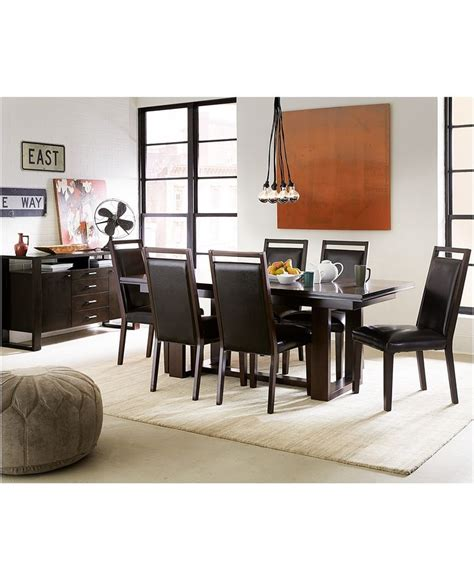 macys dining room furniture collection belaire black dining room furniture collection dining