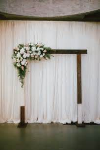 wedding arch pvc pipe 25 best ideas about indoor wedding arches on