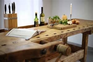 Küchen Bei Ebay : alte antike hobelbank antik industriedesign eyecatcher in bayern p rgen kunst und ~ Watch28wear.com Haus und Dekorationen