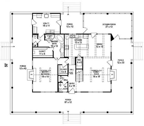 3 bedroom country house plans country home floor plans wrap around porch luxury 3