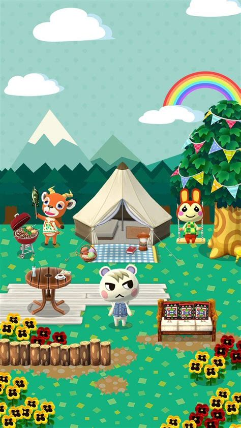 animal crossing pocket camp ideas