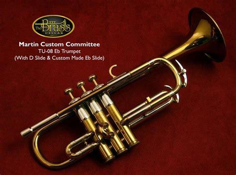 trumpet martin committee custom condition