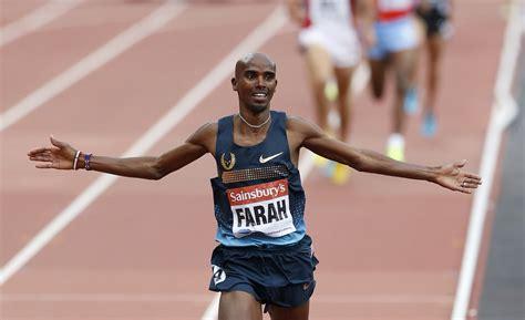 SportsByte – Mo Farah to run the 2014 Great North Run
