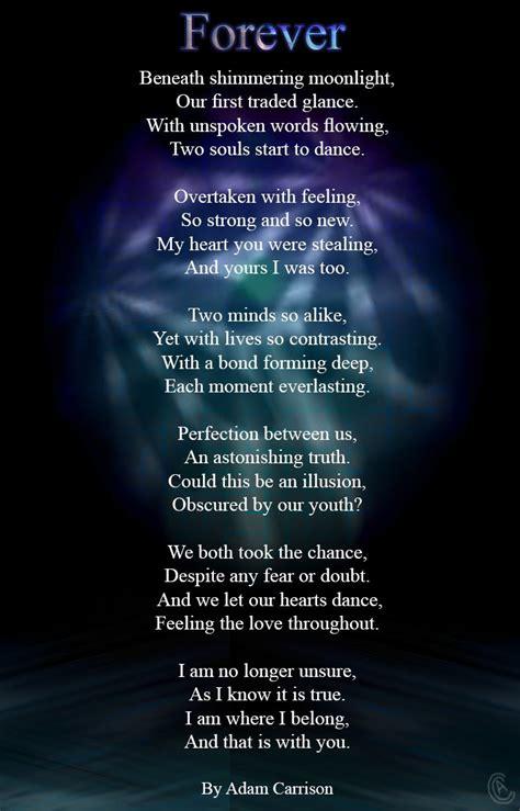 image result  poems  true love  soulmates