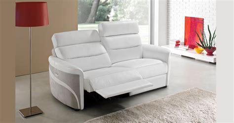 dimensions canape 2 places borneo canap 233 version fixe relaxation ou convertible lotus personnalisable sur univers du cuir
