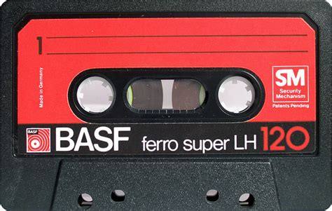 How Many Of These Old Cassette Tape Designs Do You
