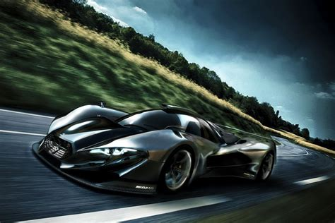 Designer eberhard schulz made the original cw311 concept for mercedes in 1978, but the. Mercedes Close To Greenlighting New Mid-Engined Supercar   Carscoops