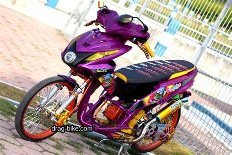 Gambar Motor Beat Modifan by 50 Foto Gambar Modifikasi Beat Kontes Racing Jari