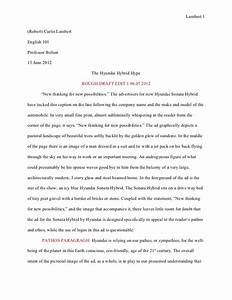 Interesting Persuasive Essay Topics For High School Students Advertising Campaign Analysis Essay Essay On A Journey Types Of English Essays also English Essays For Kids Advertising Analysis Essay Essay On Great Depression Advertising  A Thesis For An Essay Should