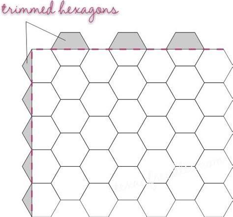 hexagon quilt template number names worksheets 187 printable hexagons free printable worksheets for pre school children