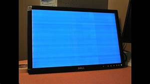 Repair A Flickering 20 U0026quot  Dell 2005fpw Lcd Monitor  Similar