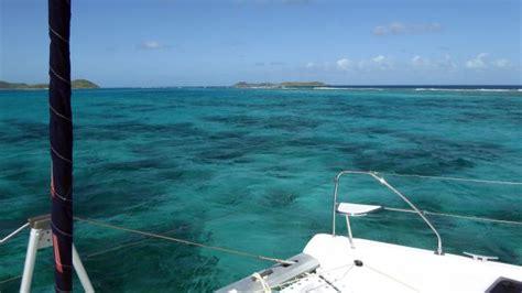 Catamaran Company Bvi Irma by Sailing A New Outremer 51 Performance Catamaran Sail