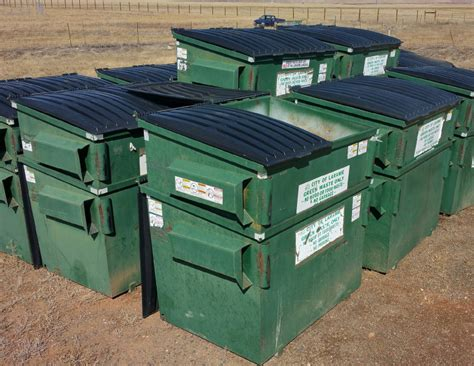 Green Waste Containers And Laramie Weather  Hits 106