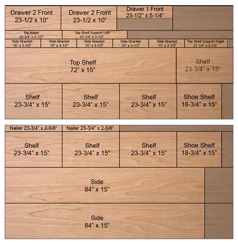 diy wood closet organizer plans pdf woodworking