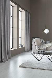 Schöner Wohnen Weiß : graue wandfarbe lass dich inspirieren bei couch ~ Watch28wear.com Haus und Dekorationen