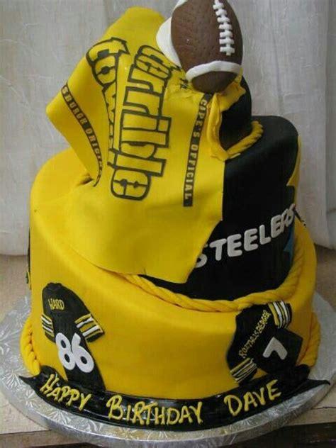 steelers terrible towel cake cakes pinterest towel