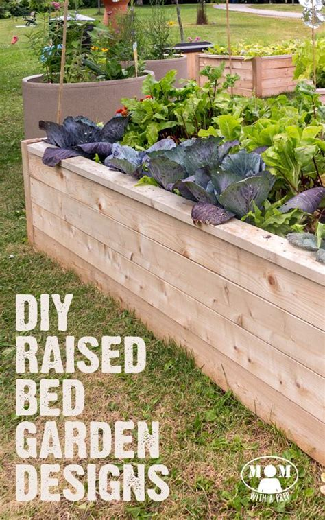 raised bed gardens can save you loads of 9 diy raised bed garden designs and ideas raised bed