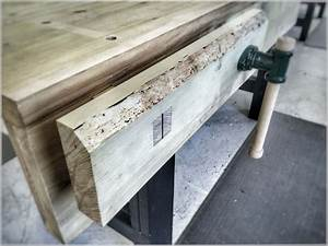 How To Install a Nicholson Style Vice - Zen Woodworking
