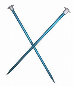 Clip Art Crossed Knitting Needles Clipart - Clipart Suggest
