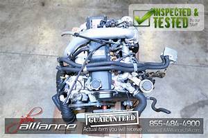 Jdm Toyota 4runner Hilux Surf 1kz 3 0l Turbo Diesel Engine